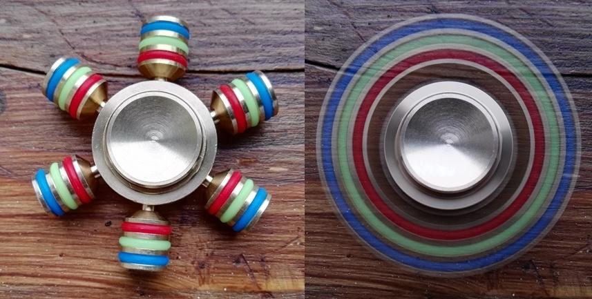 Fidget Hand Spinner — история появления антистрессовой игрушки - 3