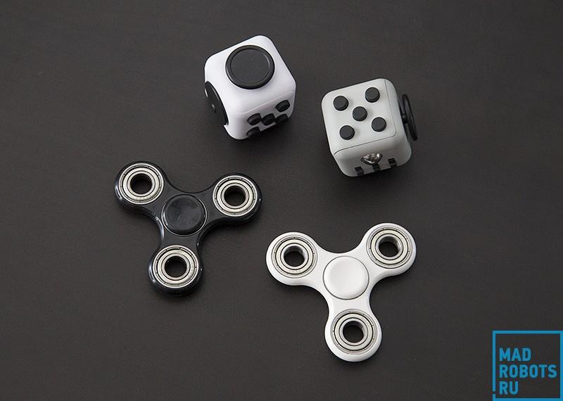 Fidget Hand Spinner — история появления антистрессовой игрушки - 5