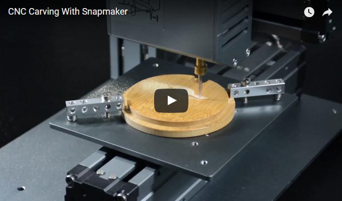 Обзор многофункционального 3D-принтера Snapmaker - 18