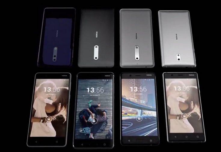 Nokia в официальном ролике показала неанонсированный смартфон