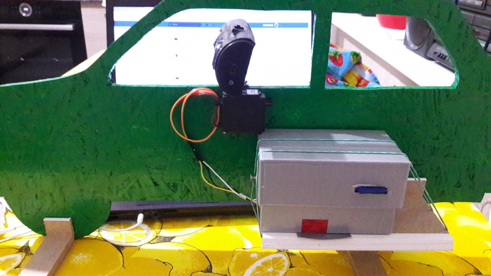 GSM-сигнализация для автомобиля на базе Arduino Uno - 16