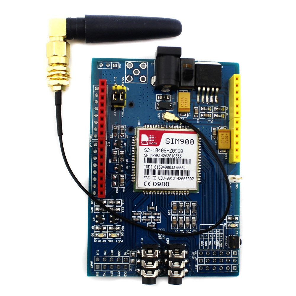 GSM-сигнализация для автомобиля на базе Arduino Uno - 4
