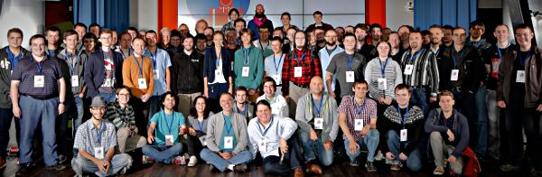 Lua in Moscow впервые на DevConf 2017 - 1
