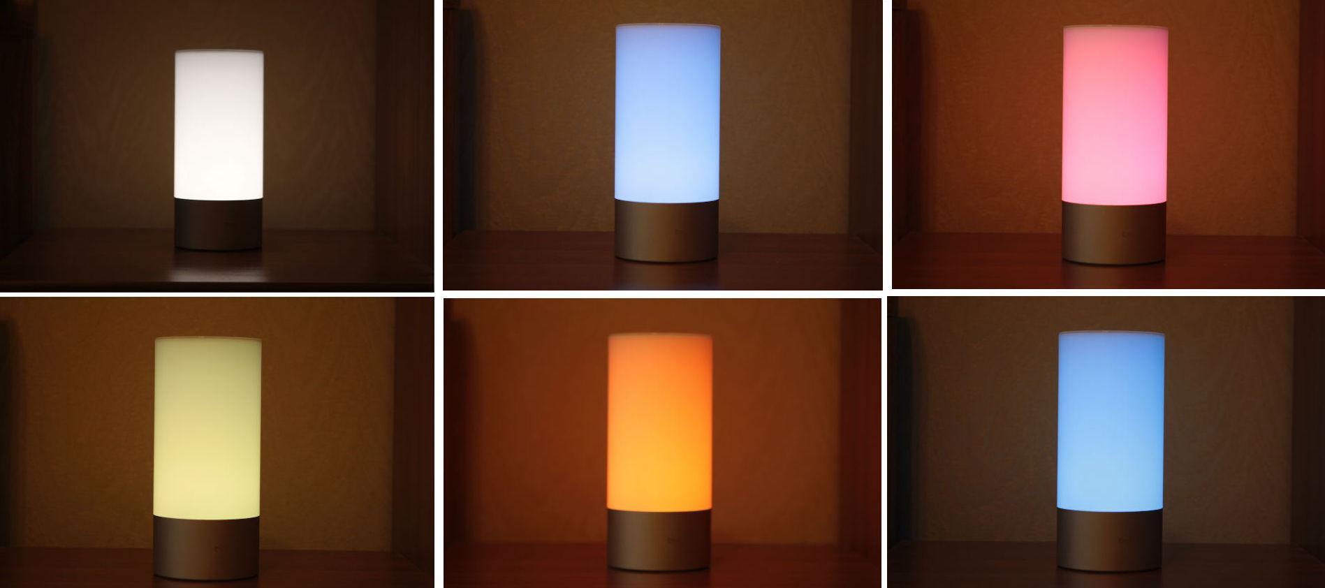 Xiaomi Mi Yeelight Bedside: обзор обзоров прикроватной лампы - 1