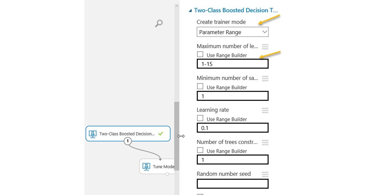 Экспериментируем с Azure ML: Классификация, деревья решений - 11