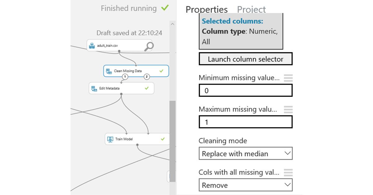Экспериментируем с Azure ML: Классификация, деревья решений - 4