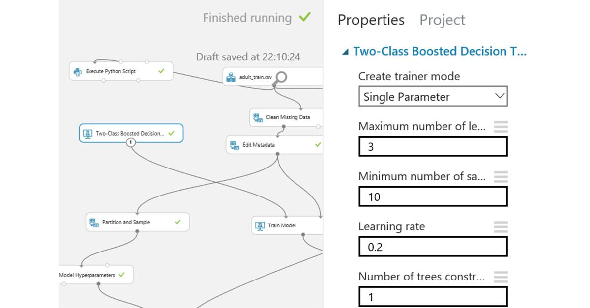 Экспериментируем с Azure ML: Классификация, деревья решений - 6