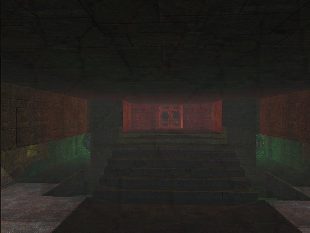 Использование источников света OpenGL для построения цветных теней - 2