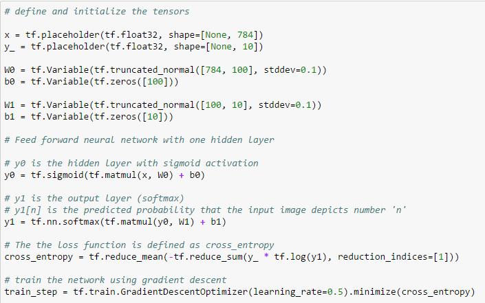 Механизм подсчета нейронной сети в PL-SQL для распознавания рукописных цифр - 5