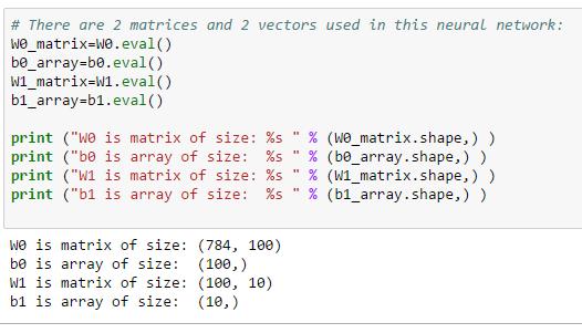 Механизм подсчета нейронной сети в PL-SQL для распознавания рукописных цифр - 7