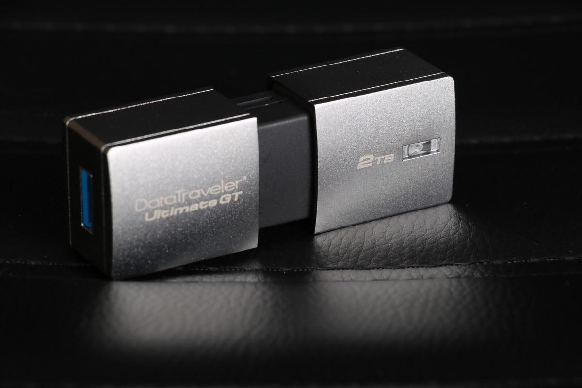 Самая вместительная флэшка в мире! Обзор Kingston DataTraveler Ultimate GT с 2 Тбайт памяти - 8