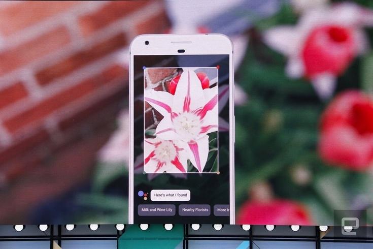 Приложение Google Lens будет доступно к концу года