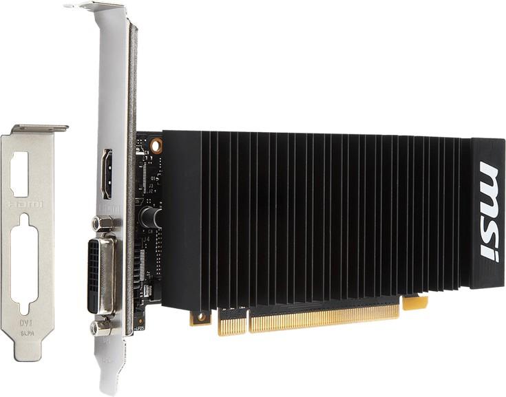 MSI решила выпустить сразу много адаптеров GT 1030