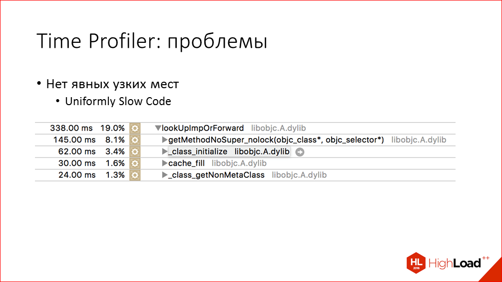 Быстрый старт iOS-приложения на примере iOS Почты Mail.Ru - 18
