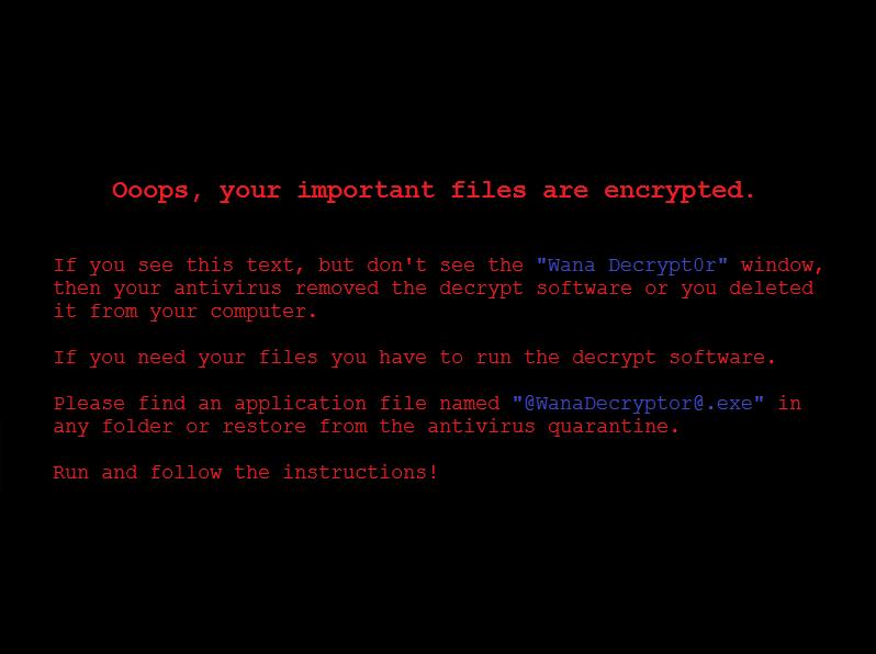 Программа-шантажист WannaCrypt атакует необновлённые системы - 4
