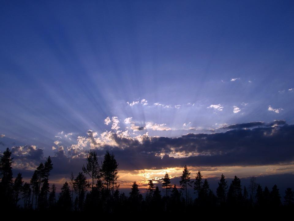 Спросите Итана: почему солнечные лучи выглядят, как солнечные лучи? - 5