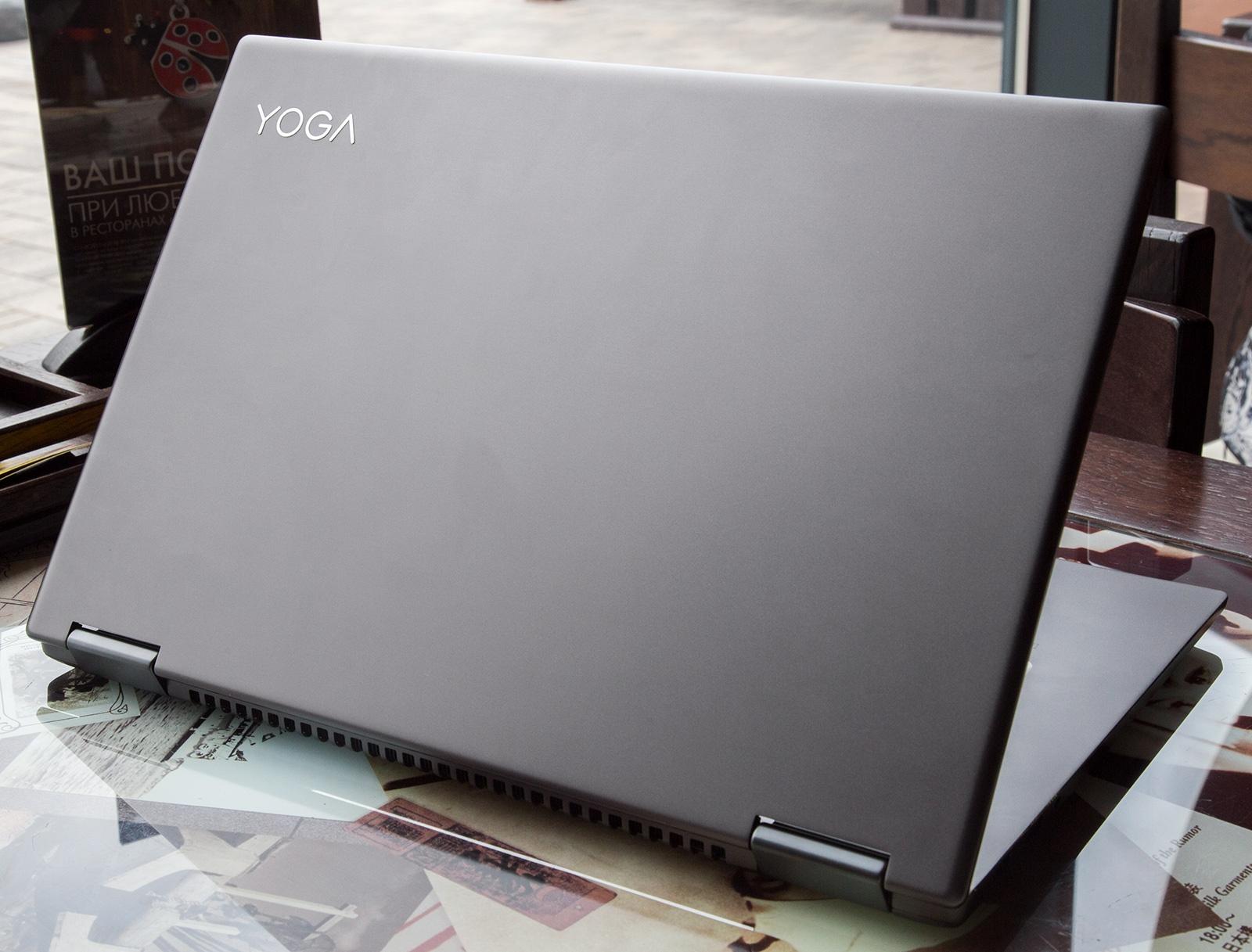 Универсальный Йог. Обзор ноутбука-трансформера Lenovo Yoga 720 - 2