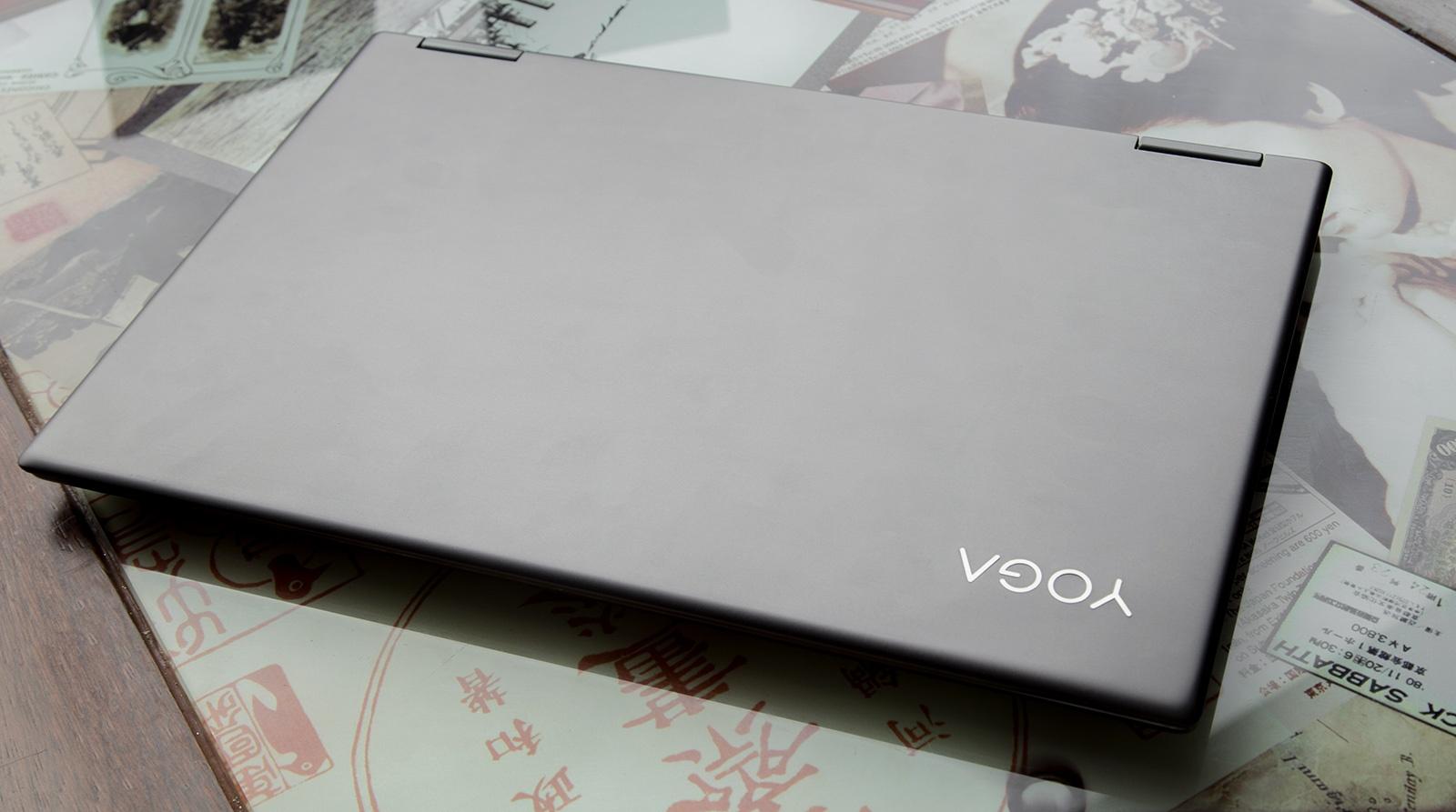 Универсальный Йог. Обзор ноутбука-трансформера Lenovo Yoga 720 - 4