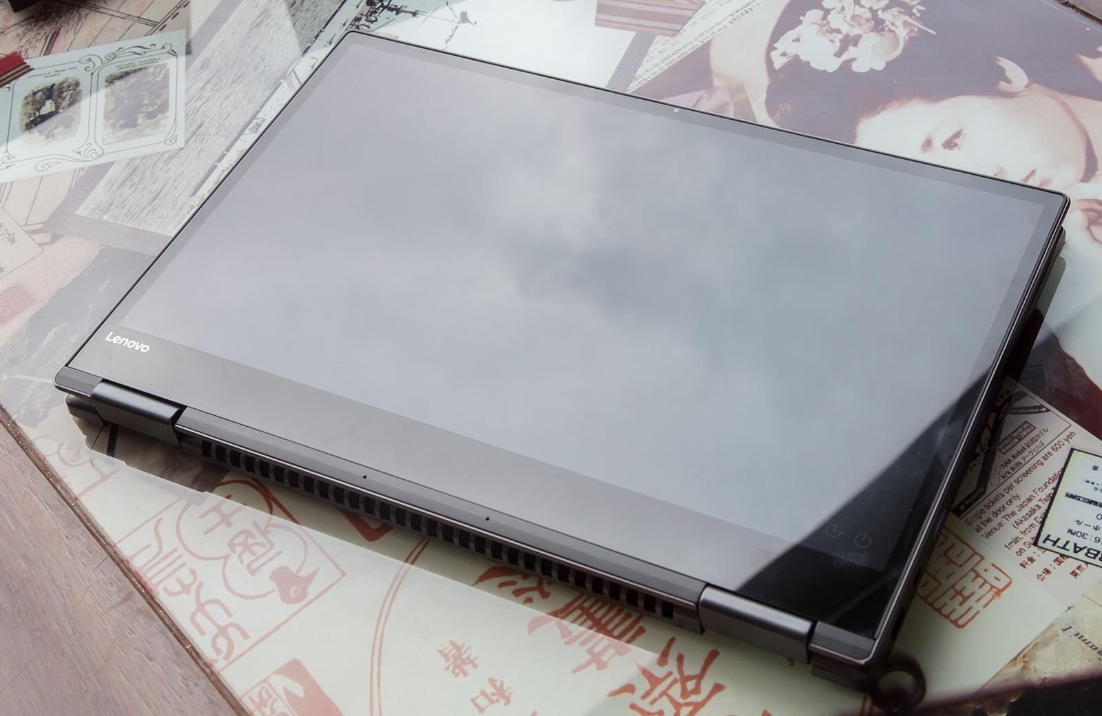 Универсальный Йог. Обзор ноутбука-трансформера Lenovo Yoga 720 - 7