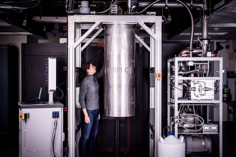 IBM открыла доступ к новому 16-кубитному квантовому процессору - 1