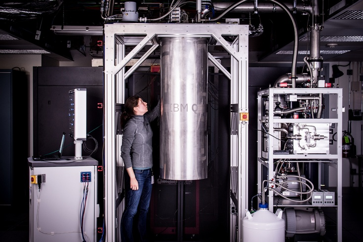 IBM представила 17-кубитовый квантовый процессор