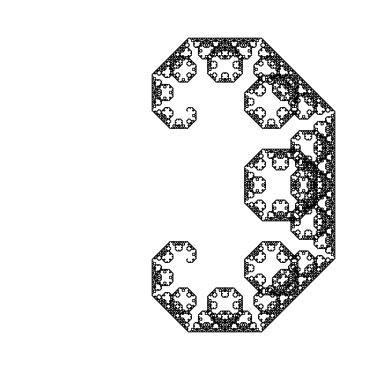 Эволюция фрактальных монстров - 5