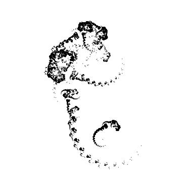 Эволюция фрактальных монстров - 1