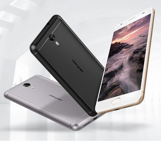 В данный момент Ulefone Power 2 работает с ОС Android 7.0