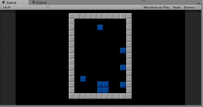 Создание игры Match-3 в Unity - 4