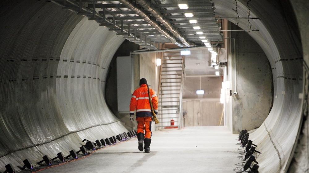 Бункер судного дня в Норвегии с миллионами «архивных» семян затопило из-за таяния вечной мерзлоты - 2