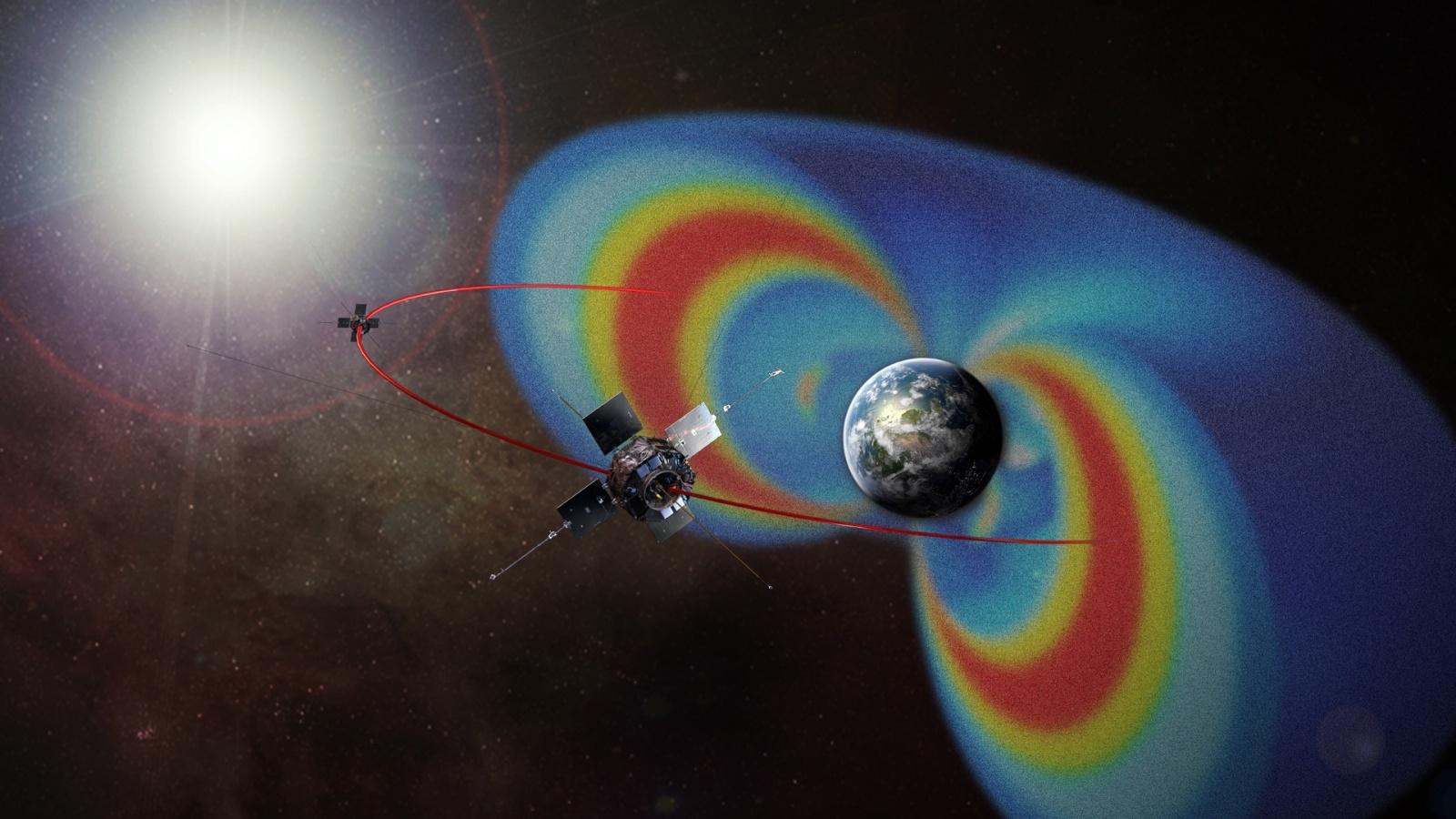 НАСА: люди создали вокруг Земли радиококон из сверхдлинных волн, защищающий от космической радиации - 2