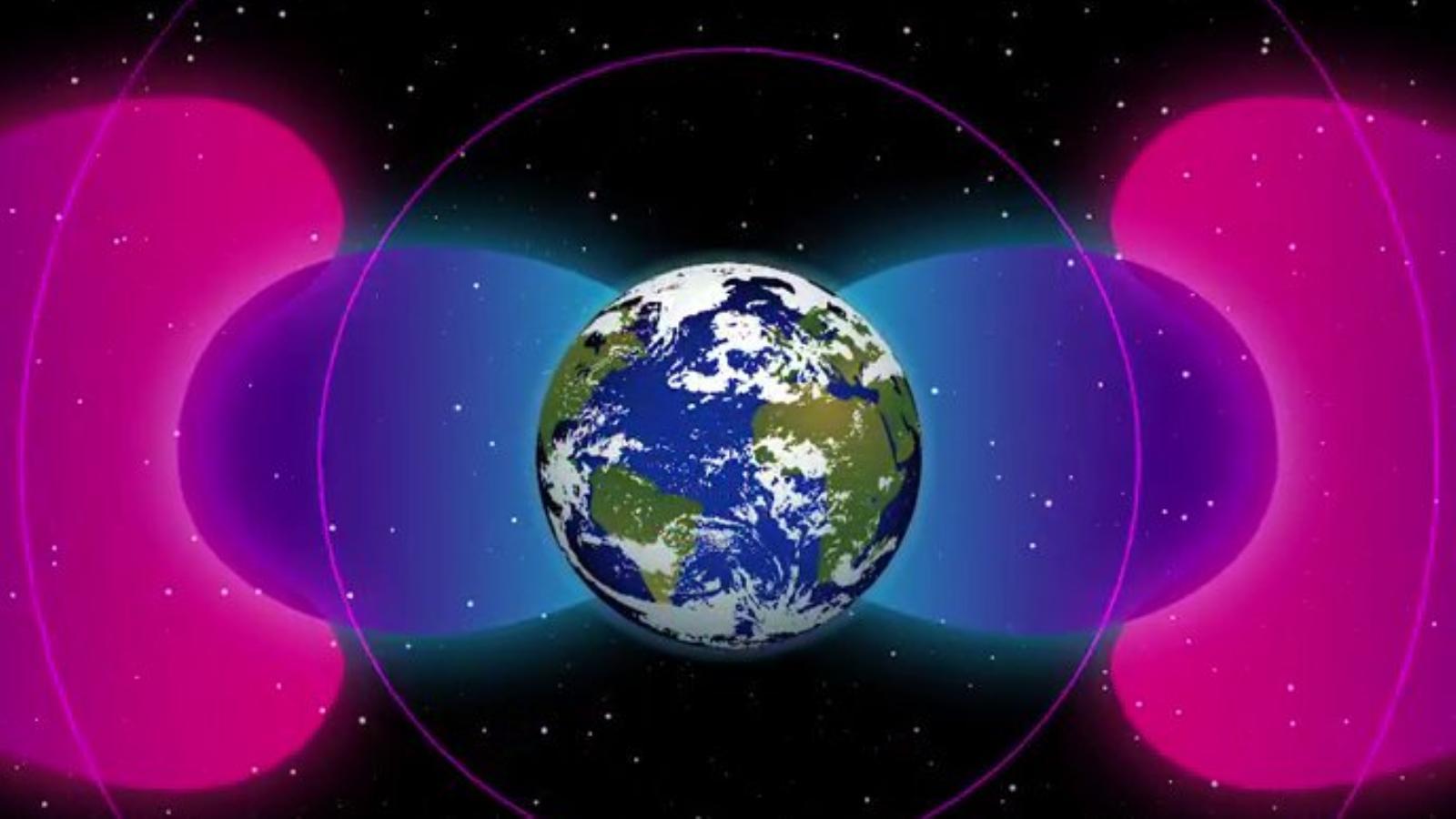 НАСА: люди создали вокруг Земли радиококон из сверхдлинных волн, защищающий от космической радиации - 1
