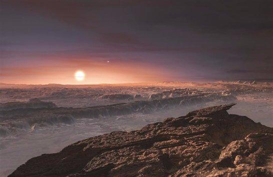 Ученые обнаружили еще одну планету, которая вероятно пригодна к жизни