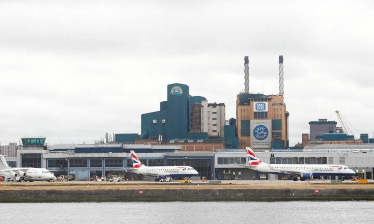 Через два года аэропорт Лондон-Сити получит цифровой командно-диспетчерский пункт, расположенный в 110 км от взлетно-посадочных полос