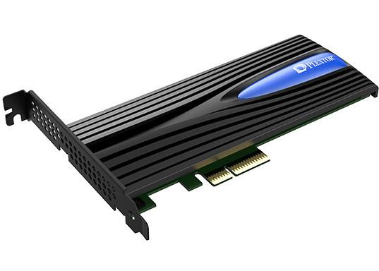 Цены SSD Plextor M8Se лежат в диапазоне от 83 до 494 евро