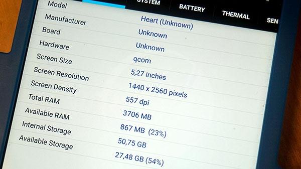 Nokia 9, характеристики
