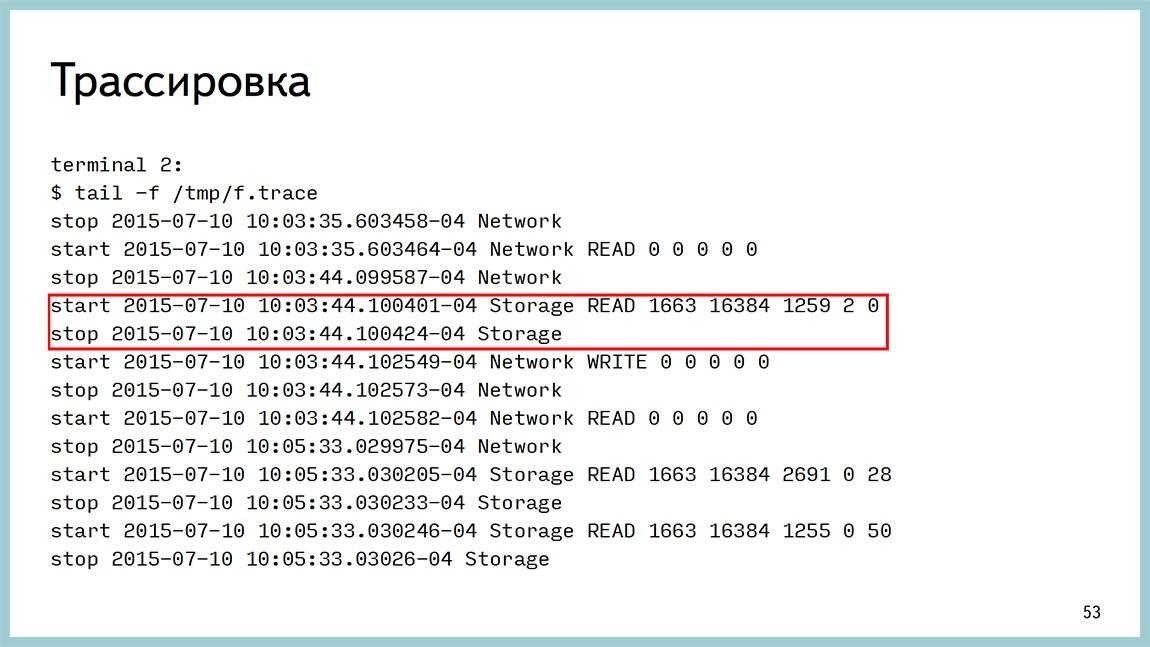 Способы диагностики PostgreSQL — Владимир Бородин и Ильдус Курбангалиев - 51