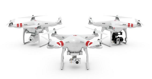 DJI ограничит полетные возможности незарегистрированных дронов
