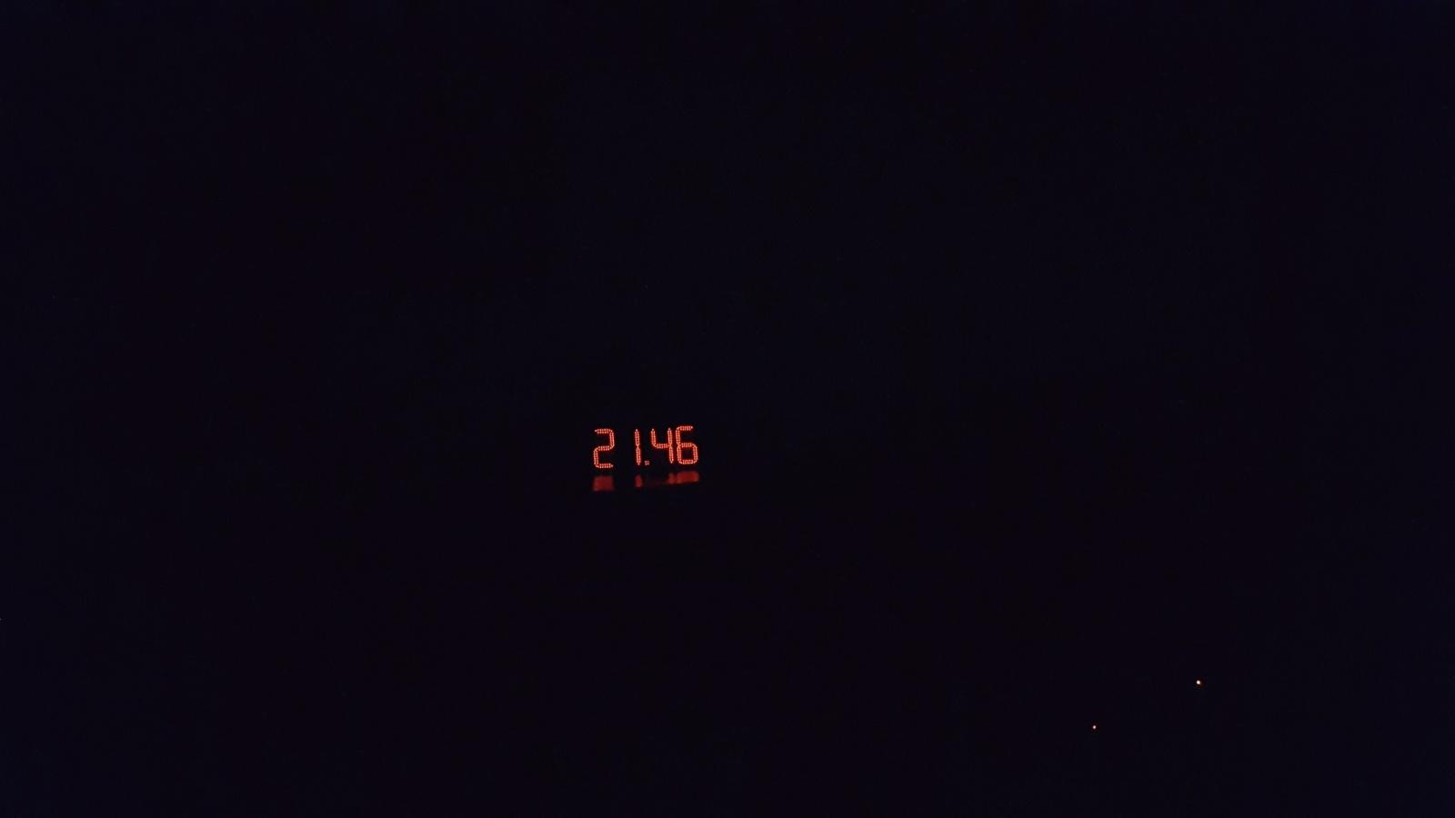 Ещё одни часы с WiFi. Clock380 - 13