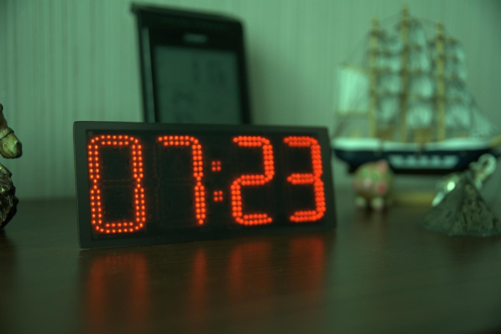Ещё одни часы с WiFi. Clock380 - 20