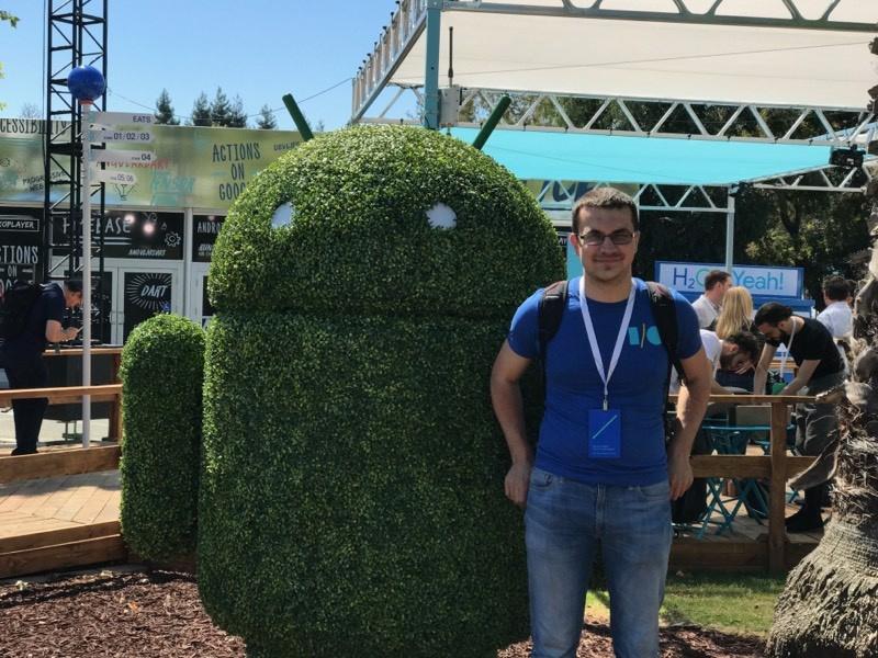 Google I-O 2017: мои впечатления и комментарии коллег - 11