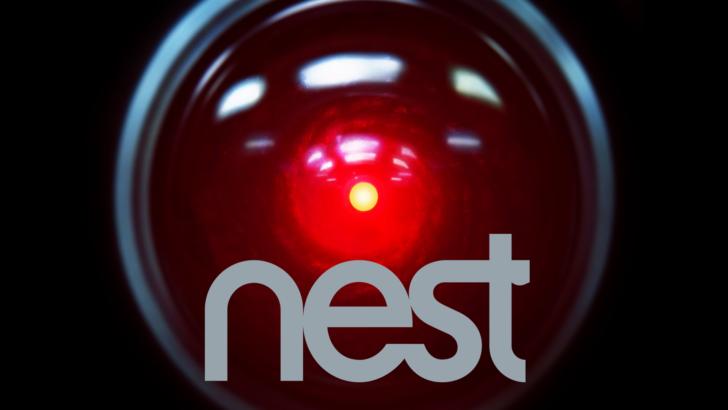 Домашняя камера наблюдения Nest 4K будет использовать принцип масштабирования изображения