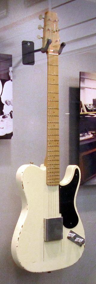 Личность и звук: Leo Fender – «Генри Форд» гитаростроения - 10