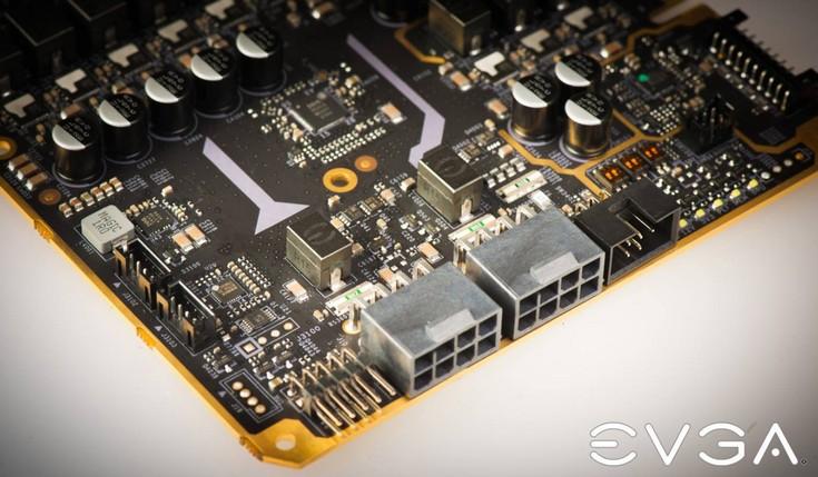 EVGA готовит адаптер GeForce GTX 1080 Ti Kingpin Edition