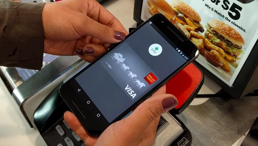 Google собирает и анализирует данные о покупках пользователей Android Pay в оффлайне - 2