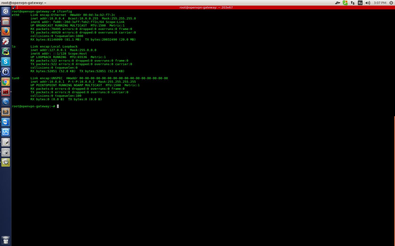 OpenVPN в Microsoft Azure для виртуального объединения подписок. Опыт GanttPRO — сервиса для управления проектами - 10