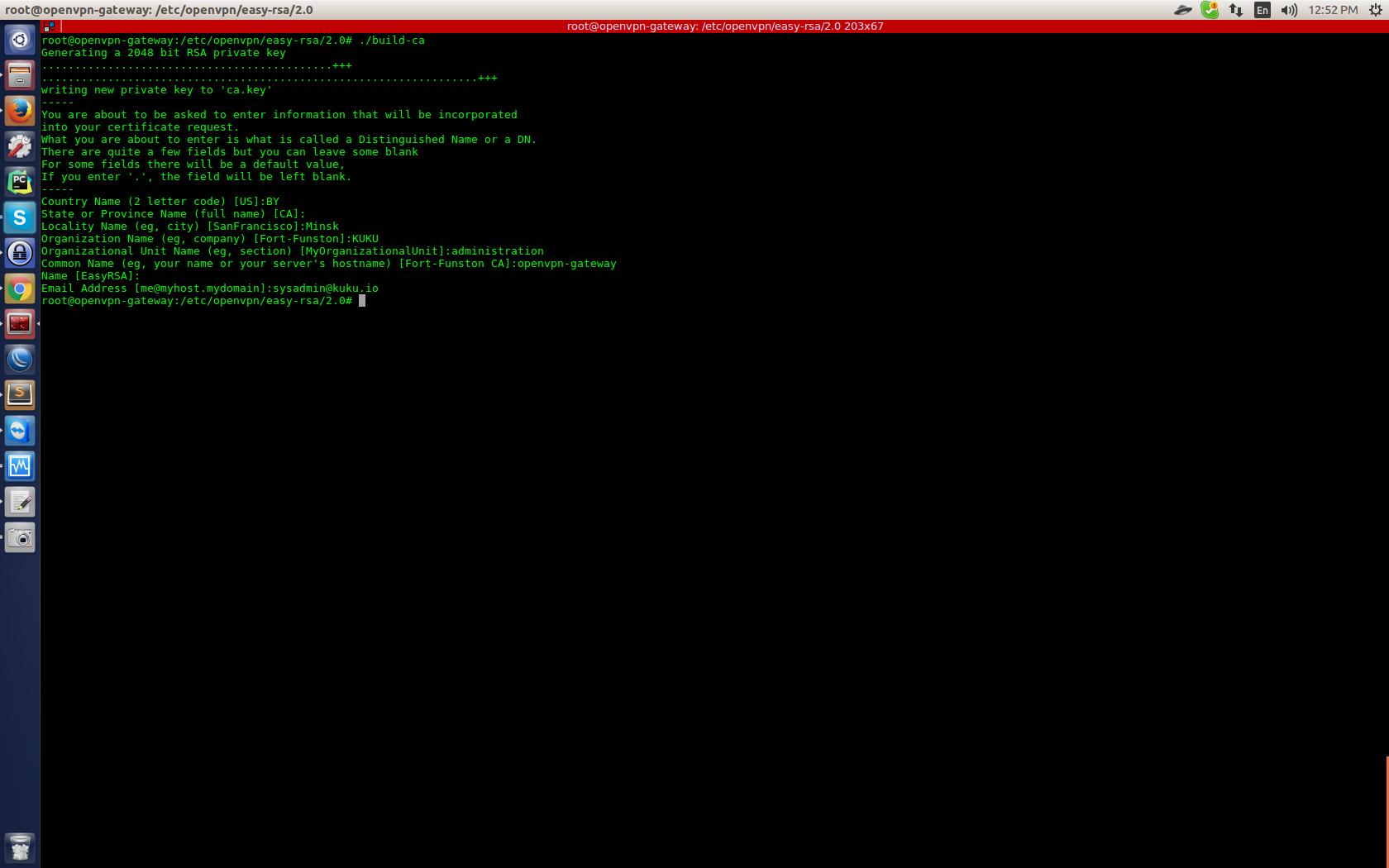 OpenVPN в Microsoft Azure для виртуального объединения подписок. Опыт GanttPRO — сервиса для управления проектами - 9