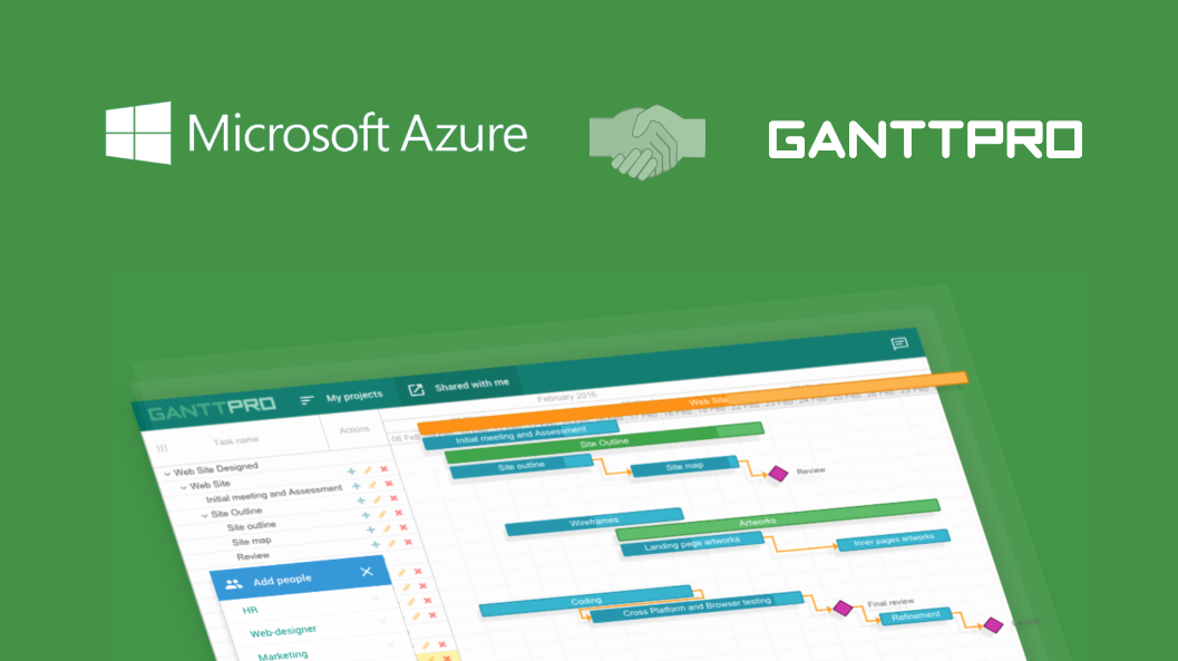 OpenVPN в Microsoft Azure для виртуального объединения подписок. Опыт GanttPRO — сервиса для управления проектами - 1