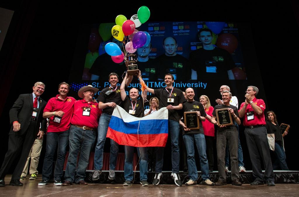 Финал чемпионата мира по спортивному программированию ACM ICPC: победитель уже известен - 1