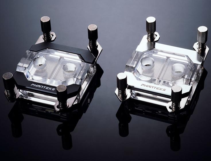 Продажи Phanteks Glacier C350a уже начались по цене $80